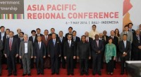 Indonesia hosts the OGP  Asia Pacific Regional Conference in 2014. The event which took place on 6 – May 7, 2014 was held in Nusa […]